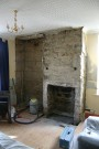 Removing The Fireplace 3